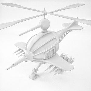 maxwell stl 3D model