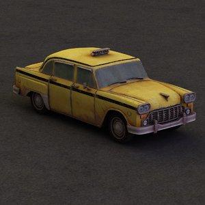 ny taxi 3D