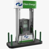 Natural Gas Dispenser Pump
