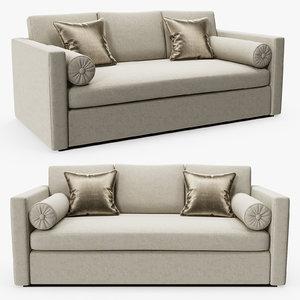 dmitriy - ludlow sofa 3D model
