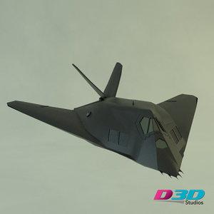 stealth f-117 nighthawk max