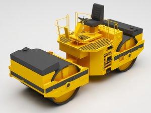 3D compactor