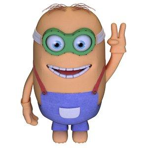 minion toy model