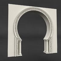 classic patterned door 05