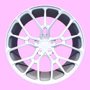 wheels vorsteiner vff 3D model