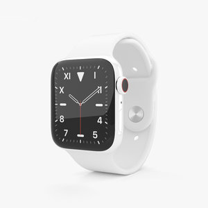3D apple watch 5