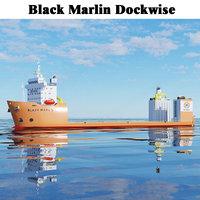 Black Marlin Heavy Load Carrier