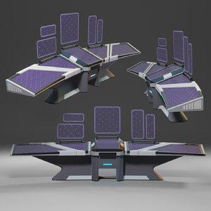 control panel future model