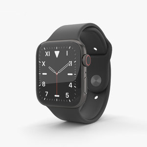 apple watch series 3D model