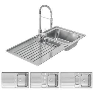 sinks blanco classic pro 3D