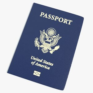 3D model passport pbr unit