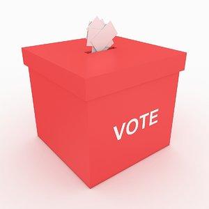 vote box 2 model