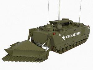 tank lvte-1 3D