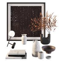 Decorative set 8