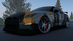 car 3D