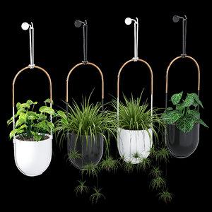 3D bolo planter