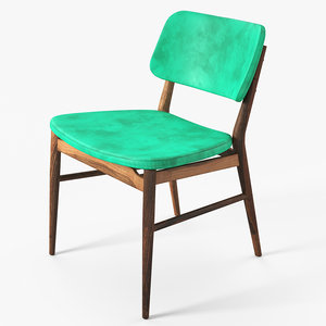 3D nissa chair