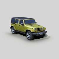 Jeep Wrangler Unlimited SUV