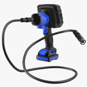3D inspection camera generic model