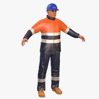 Worker Safety J