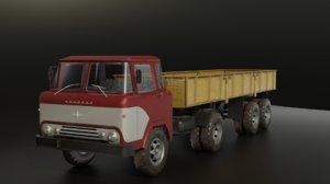 truck car 3D model