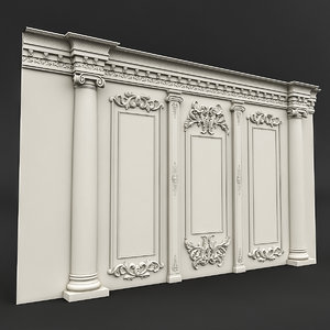 3D wall panel 02