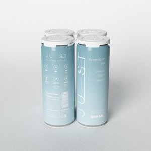 3D model beer packages
