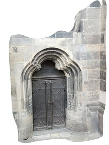 photoscan old entrance 3D