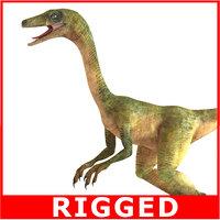 Compsognathus (Compy)