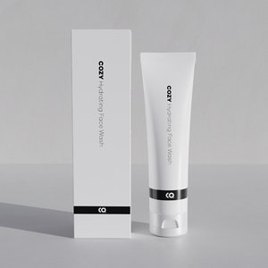 cosmetic set tube box 3D