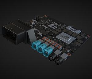 3D xavier nvidia circuit