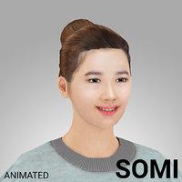 Korean Female - SOMI