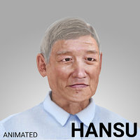 Korean oldman - HANSU