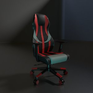 3D osp chair gamer