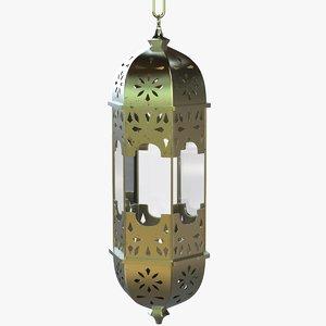 oriental lantern model