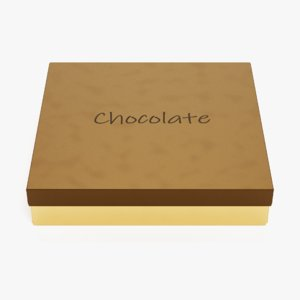 chocolate box model