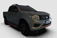 2020 Nissan navara NP-300 Black edition