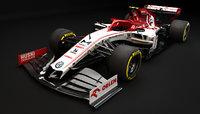 F1 Alfa Romeo C39 2020