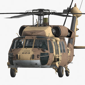 uh60 black hawk model