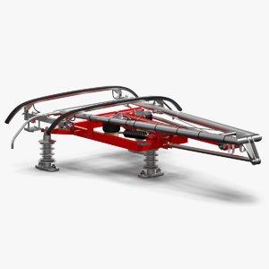 max train pantograph