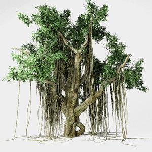 banyan tree model