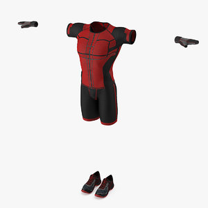 3D mens activewear