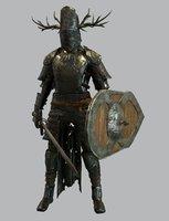 Knight Heavy Armor