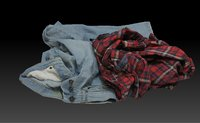 Pile of Cloths