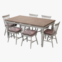 Dining Table Set 1
