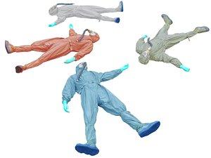 3D pandemic pack model
