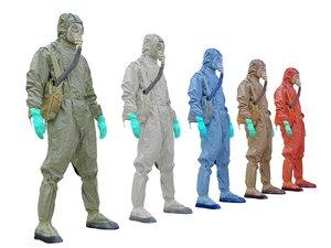 pandemic chemical atack pack 3D