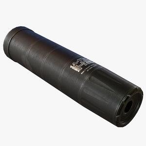 silencer a-tec h2 model