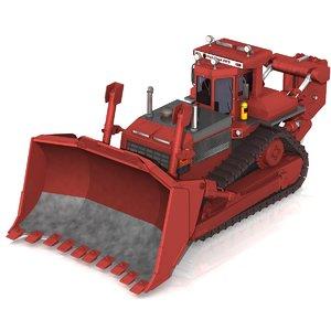 bulldozer dozer model