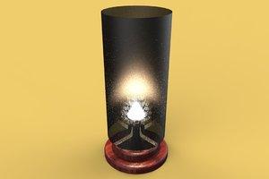 3D nightlight light night